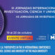 MINERVET S.A. sponsors and participates in the III International Conferences on Research, Science and University of the Juan Agustín Maza University